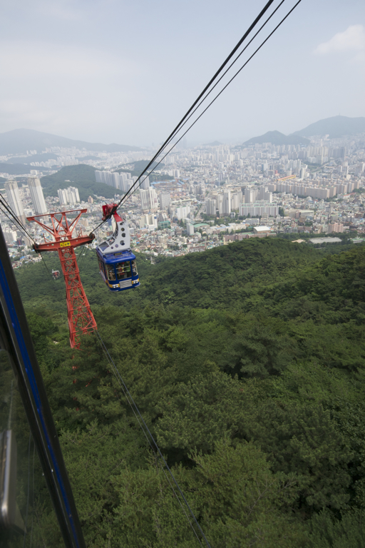 Geumjeongsan Cable Car
