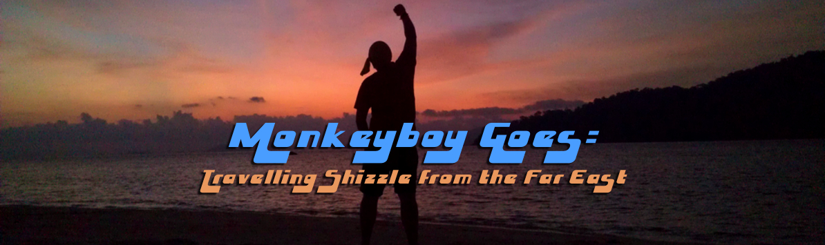 Monkeyboy Goes - Monkeying around the world and flinging the experience at the internet…