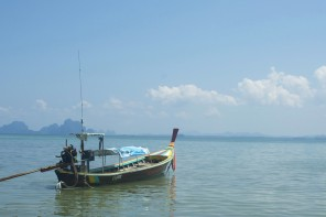 Island Hopping in the Andaman Sea