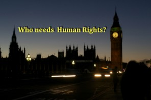 Save Our Human Rights Act!